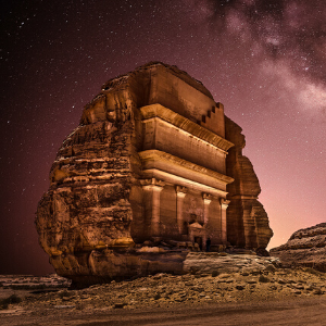 Saudi Arabia's Al Ula to re-open in October