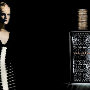 The Azzedine Alaïa fragrance campaign is here