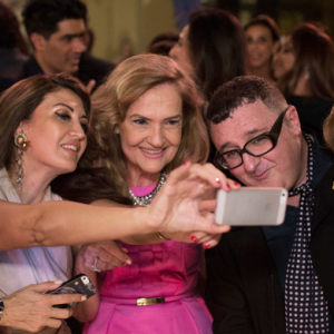 """It is all about heat and heart here"" – Alber Elbaz hosts Lanvin Dubai event"