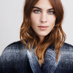 Alexa Chung plays editor for Tommy Hilfiger