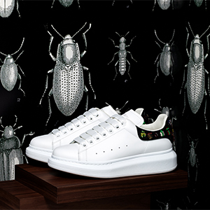 Hurry! You can still get your hands on these Alexander McQueen exclusives