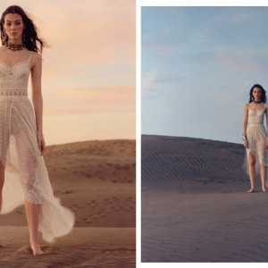Just in: Alexander McQueen's Spring/Summer '17 campaign