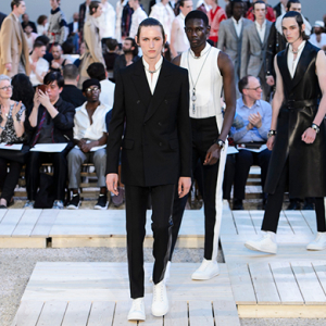 Men's Paris Fashion Week: Alexander McQueen Spring/Summer '18