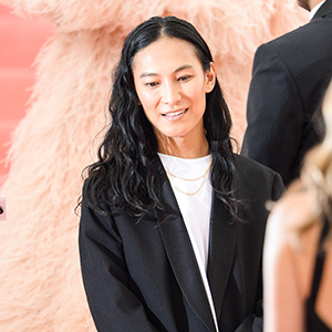 Alexander Wang is getting ready to stage his 2020 runway show at the Rockefeller Centre