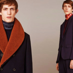 Alexander McQueen presents its Pre-Fall 15 menswear collection