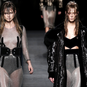 New York Fashion Week: Alexander Wang Autumn/Winter 15