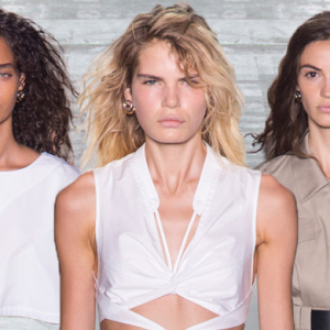 New York Fashion Week: Alexander Wang Spring/Summer '17