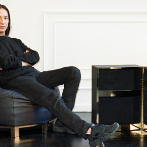 Alexander Wang debuts new furniture collection
