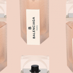 Alexander Wang's first fragrance for Balenciaga