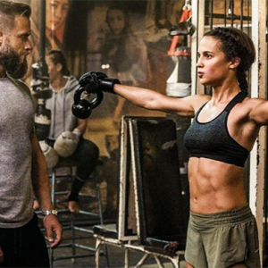 This is how Alicia Vikander trained for her Tomb Raider role