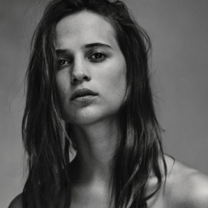 Louis Vuitton's new face Alicia Vikander covers Interview magazine