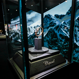 The eagle has landed: Chopard's new collection launches in Dubai