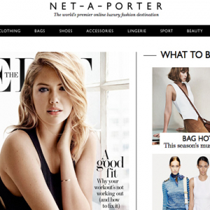 Amazon is said to be in talks to purchase Net-a-Porter