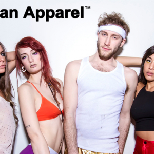 American Apparel makes its GCC debut