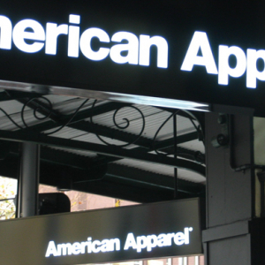 American Apparel appoints new chairwoman and confirms acquisition bid