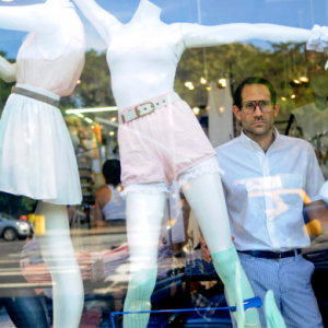 American Apparel's share prices rise after Dov Charney dismissal