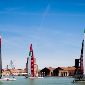 Middle East first: Oman to host the Louis Vuitton America's Cup World Series