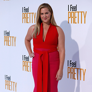 Amy Schumer is releasing a size-inclusive fashion label