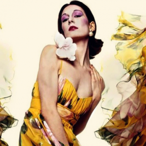 The special sale of Angelica Huston gowns at Decades