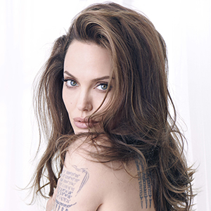 Exclusive: Angelina Jolie speaks about her new campaign with Guerlain, her mother and her part on saving the planet