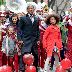 The first trailer for the musical 'Annie' produced by Jay Z and Will Smith