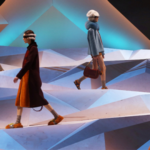 London Fashion Week: Anya Hindmarch Fall/Winter '17