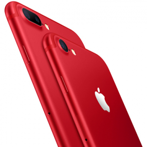 Just in: Apple launches the iPhone (Product)Red special edition
