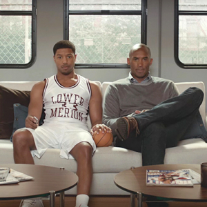 Must-watch: Kobe and Michael star in Apple TV's new ad