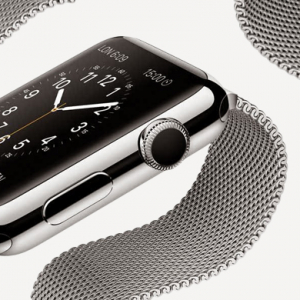 Apple reports 35 percent sales increase since Apple Watch launch