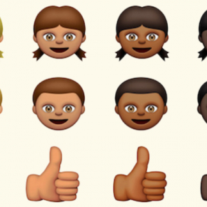 Apple unveil its ethnically diverse Emoji characters