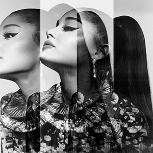 Ariana Grande's debut campaign for Givenchy has dropped