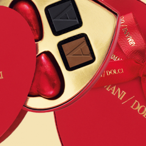Armani/Dolce unveil delectable treats for Valentine's Day 2015
