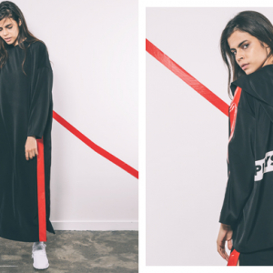 """To be the first Middle East designer to collaborate with Adidas is a moment I'll remember forever"" – Arwa Al Banawi"