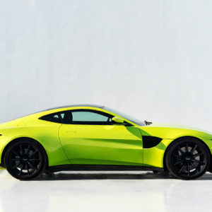 Haute drive: Introducing Aston Martin's new Vantage