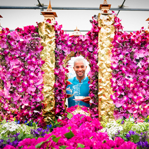Atlantis Dubai celebrates silver medal win at RHS Chelsea Flower Show