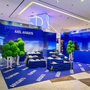 Now open: Axel Arigato launches pop-up in Level Shoes