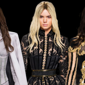 Paris Fashion Week: Balmain Fall/Winter '16