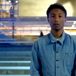 Pharrell Williams debuts stunning new video for 'Freedom'