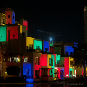 'Dubai Festival of Lights' launches with over 30 artistic installations