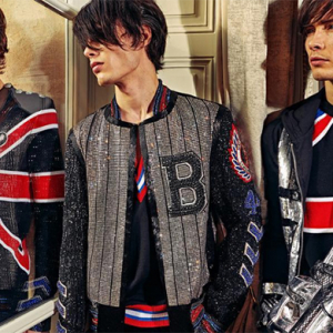 Balmain releases Dhs147,000 jacket for Men's Pre-Fall '18