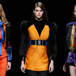 Paris Fashion Week: Balmain Autumn/Winter 15