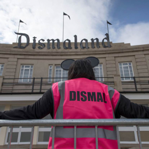 Banksy opens up about Dismaland in an exclusive interview