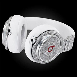 Beats & Graff drop million dirham headset