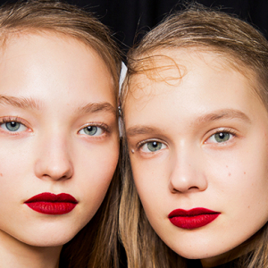 PFW Fall/Winter 2018: Beauty trend report