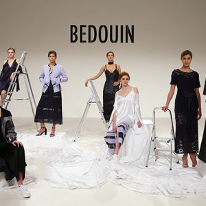 Fashion Forward Dubai: Bedouin Autumn/Winter '16