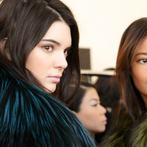Behind-the-scenes at Michael Kors Autumn/Winter 15