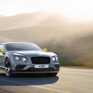Bentley launches new Continental GT Speed