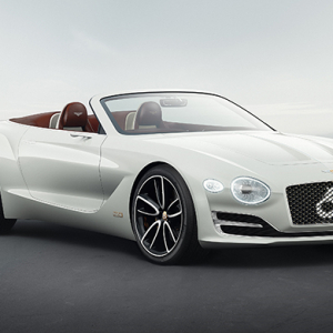Haute drive: Introducing Bentley's luxury electric vehicle
