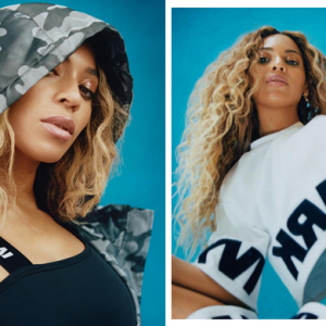 Sneak peek: Beyonce shows Ivy Park's new collection