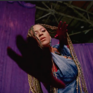 Surprise! Beyoncé is dropping a visual album